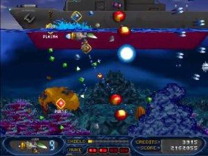 Hat ein wenig was von IREMs Uboot-Geballer 'In the Hunt'! :-)