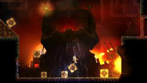 Frustig: Bossfights... Das Gamepad kann man vielleicht an die Wand werfen, die Vita eher nicht...